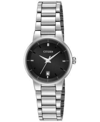 Citizen Women's Stainless Steel Bracelet Watch 27mm EU6010-53E