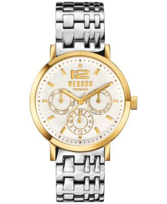 Versus by Versace Women's Manhasset Stainless Steel Bracelet Watch 37mm SOR080015