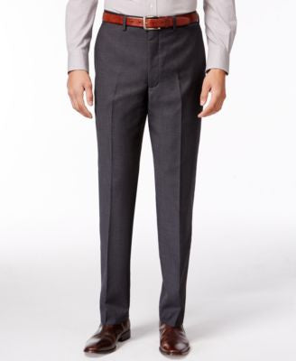 DKNY Grey Pants Extra Slim Fit