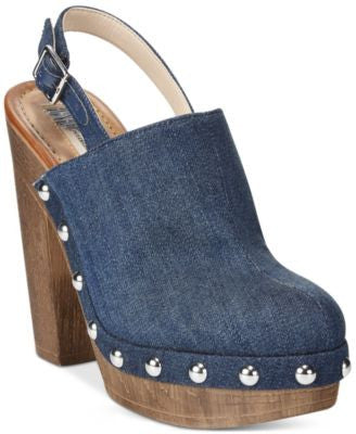 INC International Concepts Women's Ashmee Clogs, Only at Vogily