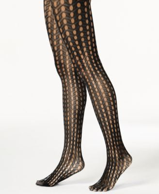 Hue Openwork Net Tights