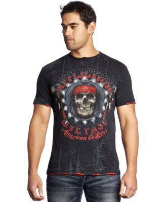 Affliction Men's AC Hatchet T-Shirt