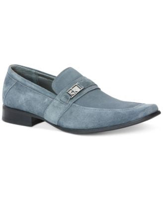 Calvin Klein Bartley Suede Loafers