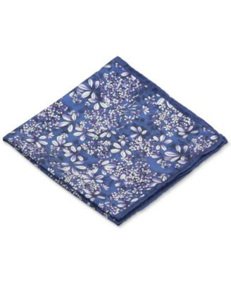 Ryan Seacrest Distinction Botanical Pocket Square