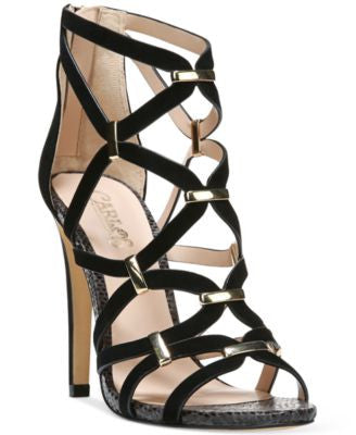 Carlos By Carlos Santana Paulina Cage Dress Sandals