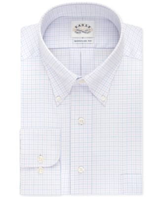 Eagle Non-Iron Petal Multi Check Dress Shirt