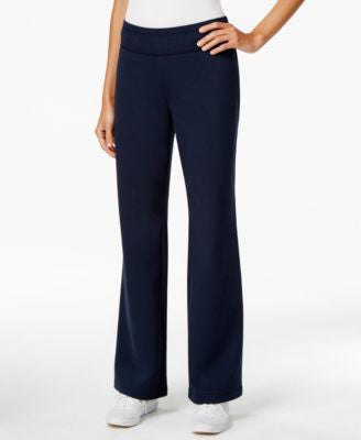 Style & Co. Flare-Leg Knit Pants, Only at Vogily