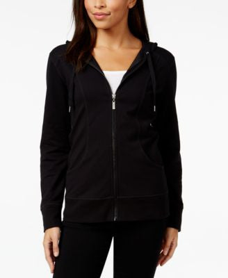 Style & Co. Hooded Jacket, Only at Vogily