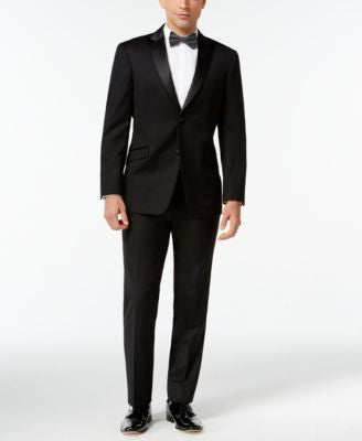 Tommy Hilfiger Tuxedo Peak-Lapel Classic-Fit Suit Separates