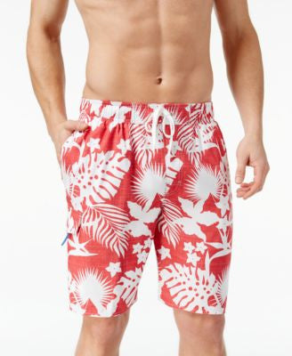 Newport Blue Men's Big and Tall Seaworthy Swim Trunks