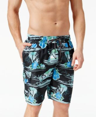 Newport Blue Best Of Times Swim Trunks