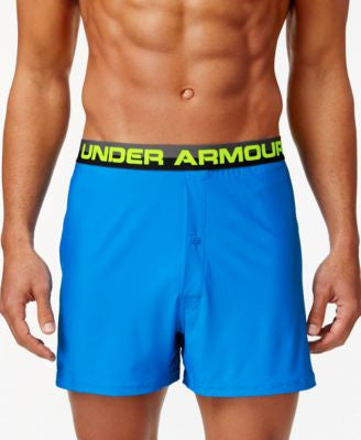 Under Armour Men's HeatGear® Boxer Shorts