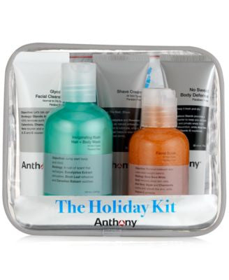 Anthony Logistics Travel Gift Set