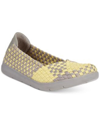 Bare Traps Indiana Woven Flats