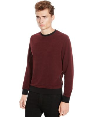 Kenneth Cole New York Crew-Neck Sweatshirt