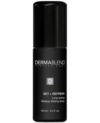Dermablend Set + Refresh Spray, 3.4 oz