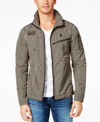 GStar Men's Zip-Front Jacket