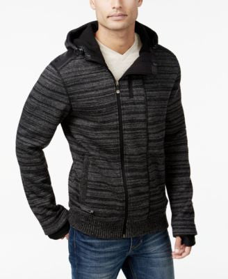 Point Zero Hooded Fleece Jacket