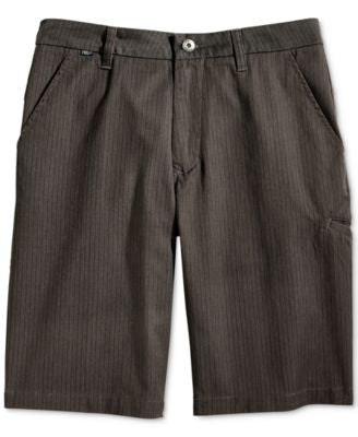 Fox Men's Essex Pinstriped Shorts