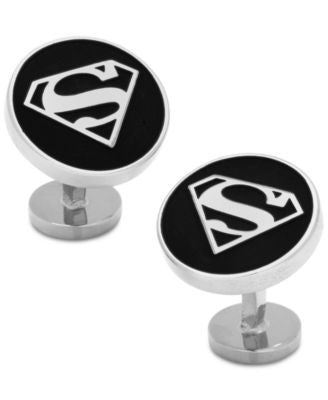 Cufflinks Inc. Black Super-Hero Cufflinks