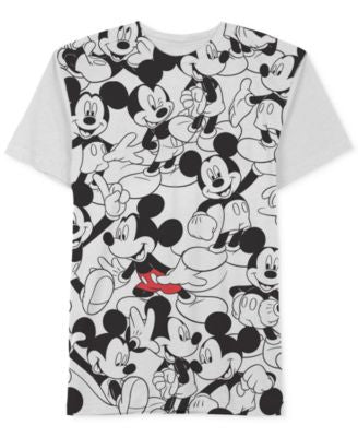 Jem Men's Repeating Mickey T-Shirt