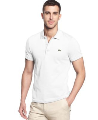 Lacoste Core Slim Fit Polo Shirt