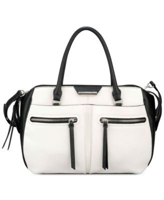 Nine West Just Zip It Medium Satchel