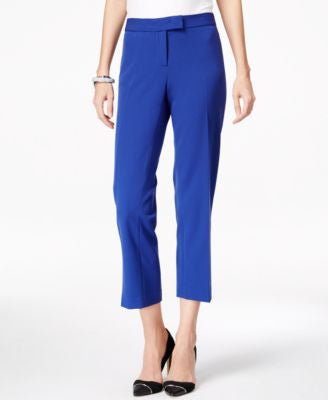 Anne Klein Slim-Fit Ankle Pants