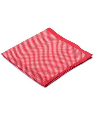 Ryan Seacrest Distinction Shore Dot Pocket Square, Only at Vogily