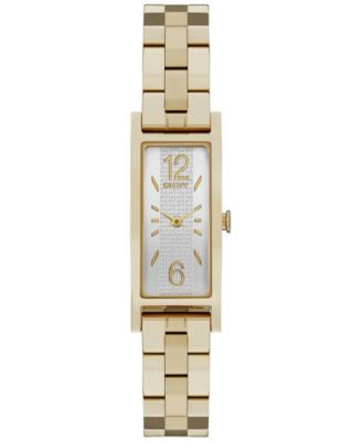 DKNY Women's Pelham Gold-Tone Stainless Steel Bracelet Watch 16x30mm NY2428
