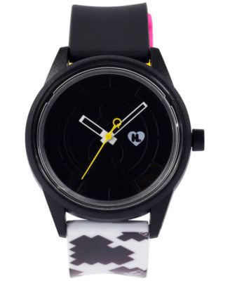 Harajuku Lovers Unisex Solar Limited Edition Lovers Strap Watch 40mm HL2105