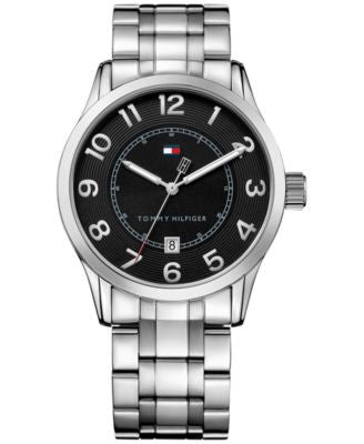 Tommy Hilfiger Men's Table Stainless Steel Bracelet Watch 42mm 1710332