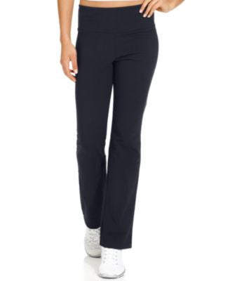 Style & Co. Tummy-Control Active Pants, Only at Vogily