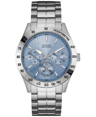 GUESS Men's Stainless Steel Bracelet Watch 42mm U0719G1