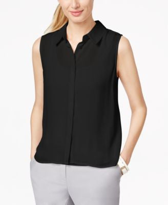 CeCe Sleeveless Shirt