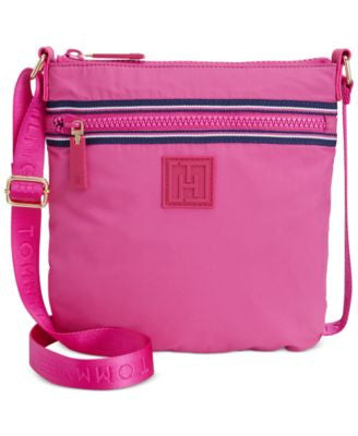 Tommy Hilfiger Active Nylon Flat Small Crossbody