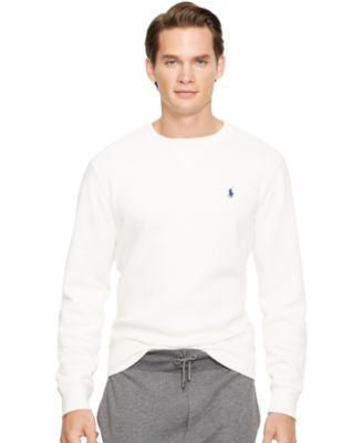 Polo Ralph Lauren Performance French-Rib Pullover