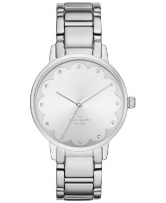 kate spade new york Women's Gramercy Stainless Steel Bracelet Watch 34mm KSW1046