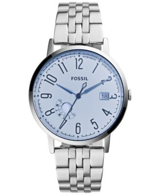 Fossil Women's Vintage Muse Stainless Steel Bracelet Watch 40mm es3967