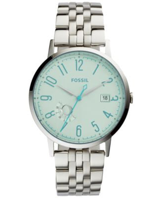 Fossil Women's Vintage Muse Stainless Steel Bracelet Watch 40mm es3956