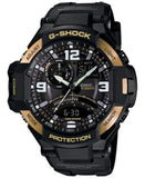 G-Shock Men's Analog-Digital Black Strap Watch Gift Set 51x52mm GA1000-9GHE, Only at Vogily