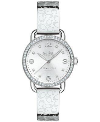 COACH WOMEN'S DELANCEY STAINLESS STEEL BRACELET WATCH 28MM 14502353