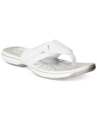 Clarks Collection Women's Brinkley JoJo Flip-Flop Sandals