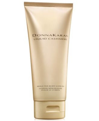 Donna Karan Liquid Cashmere Seductive Body Lotion, 6.7 oz