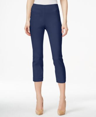 Style & Co. Pull-On Capri Pants, Only at Vogily