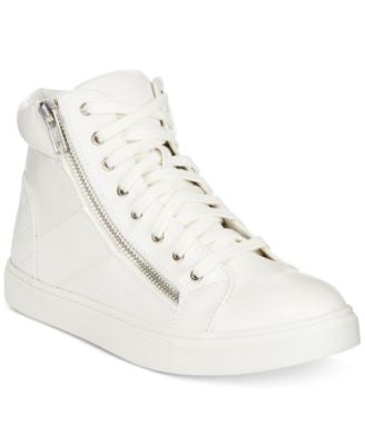 Material Girl Everet High-Top Sneakers, Only at Vogily