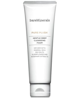 Bare Escentuals bareMinerals Pure Plush Gentle Deep Cleansing Foam