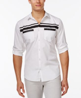INC International Concepts Men's Classic-Fit Shirt, Only at Vogily