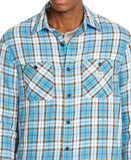 Denim & Supply Ralph Lauren Men's Plaid Flannel Workshirt