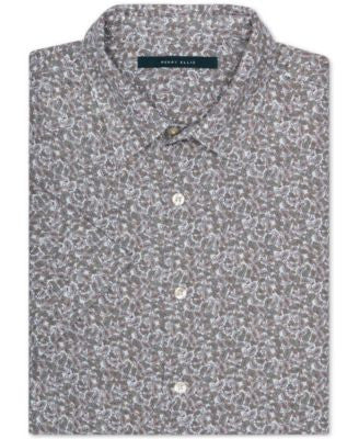 Perry Ellis Printed Shirt